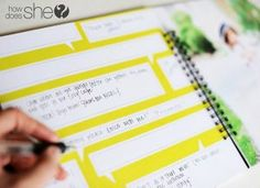 Kids' Quote Journal