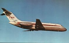 TWA McDonnell Douglas DC-9