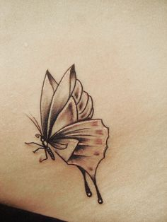Butterfly tattoo | Flickr - Photo Sharing!