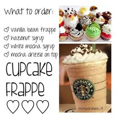 Starbucks cupcake Frappuccino WHAT the WHAT…. I will have to remember this! Starbucks cupcake Frappuccino WHAT the WHAT…. I will have to remember this! Starbucks Cupcakes, Starbucks Frappuccino, Starbucks Coffee, Starbucks Order, Starbucks Hacks, Dessert Drinks, Yummy Drinks, Desserts, Vanilla Bean Frappe