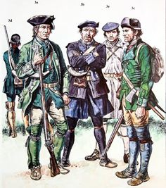 American warfare in popular culture, art, in miniature and in wargames, through Living History and in movies. American Revolutionary War, American War, Early American, American History, Siege Of Yorktown, Military Drawings, Seven Years' War, American Frontier, Historical Art