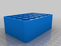 AA Battery Tray by McMaster.