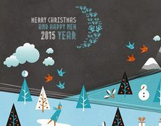 X mas card design Working On Myself, New Work, Promotion, Merry, Behance, Profile, Graphic Design, Check, Cards