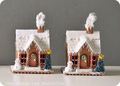 So langsam wird es Zeit den Weihnachtsvorbereitungen etwas   mehr Beachtung zu schenken... ich hänge mal wieder etwas hinterher.   Wie lä...