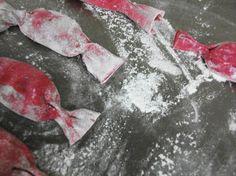 Caramelle di rape rosse