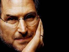 Steve Jobs. For zigging when the world zagged.