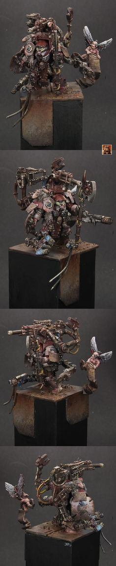 Exhibition of miniatures painted by other artists from around the world.