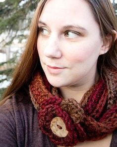 The Aurora Cowl Pattern by Over The Moon Hat Design.