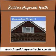 For more details you can visit at:  http://www.hibuilding-contractors.co.uk/builders-haywards-heath.html