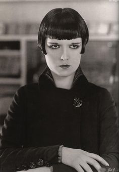 Louise Brooks 20's - www.fashion.net/