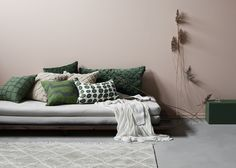 The story for Chhatwal & Jonsson (Daniella Witte) Home Textile, Textile Design, Perfect Place, Cushions, Couch, Throw Pillows, Blanket, Interior Design, Inspiration