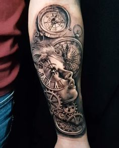 Sleeve Tattoos for Women Best Tattoo Sleeve Ideas For Women Fantastic Half and Full Sleeve Tattoos for Women images Ideas Designs for Girls 2019 2020 Cool Forearm Tattoos, Arm Sleeve Tattoos, Sleeve Tattoos For Women, Tattoo Sleeve Designs, Leg Tattoos, Couple Tattoos, Tattoos For Guys, Equality Tattoos, Tattoos Realistic