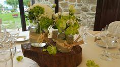 Vasetti su legno