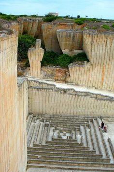 Ses Pedreres de S´Hostal, Ciutadella de Menorca, Menorca The Places Youll Go, Places To See, Ciutadella Menorca, Labyrinths, Interesting Buildings, Balearic Islands, Majorca, Spain Travel, Ibiza