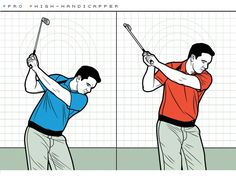 Golf Tips Swing Swing By Numbers: New Study Unlocks 6 Swing Secrets - Golf Digest - GolfTEC tested players to find out what makes a great swing great Cheap Golf Clubs, Best Golf Clubs, Golf Apps, Golf Pride Grips, Golf Videos, Golf Drivers, Golf Exercises, Golf Tips For Beginners, Perfect Golf