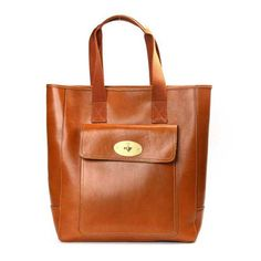 167220bda19e Mulberry Tote Antony Handbag Orange from Mulberry Outlet