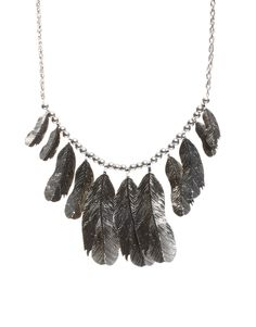ASOS Feather Necklace