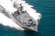 SHALDAG-Class Fast Patrol Boat | Thai Military and Asian Region Nigerian Navy, Heavy Machine Gun, Ah 64 Apache, Collateral Damage, Thermal Imaging, Boat Design, Coast Guard, Diesel Engine, Scale Models