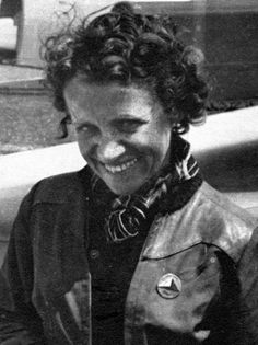 Nazi pilot and keen party member Hanna Reitsch (29 March 1912 – 24 August 1979) was a German aviator and the only woman awarded the Iron Cross First Class and the Luftwaffe Combined Pilots-Observation Badge in Gold with Diamonds during World War II.