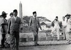 Malang Jaman Jadul | Bapak Soekarno lagi meresmiken itoe toe… | Aryo Sanjaya | Flickr