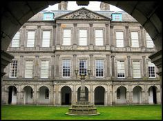Edinburgh Holyrood House, Royal Palace