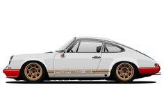 Vintage Porsche Values Continue to Rise strong brand and fascinating engineering has made Porsche one of the most sought after and recognizable vintage cars 1964 Porsche, Porsche Autos, Porsche 911 Turbo, Porsche Cars, Porsche Classic, Classic Cars, Porsche Carrera, Mercedes Benz Amg, Vintage Porsche