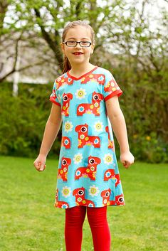 KCW: Pony Bloom dress | Flickr - Photo Sharing!