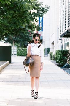 065d2bc15abc2 23 Best Fashion Ideas  White Bow Tie Blouse images