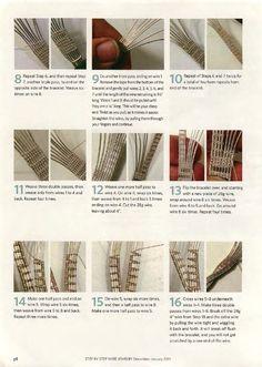 weave bracelet 1