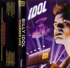 BILLY IDOL - Charmed Life (1990)