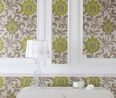 Reflections Wallpaper Source Prestigious Textiles Australia The Ivory Tower Shops