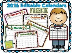 JUST LISTED BRAND NEW FREEBIE---Just Type in and Print- great for your monthly reminders