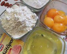 Epres torta   Vivien Papp receptje - Cookpad receptek Pudding, Desserts, Food, Meal, Custard Pudding, Deserts, Essen, Hoods, Dessert