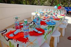 69 Best First Birthday Beach Party Ideas images in 2012