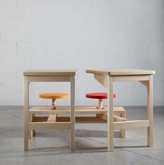 ABC school bench   Furniture Design