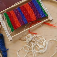 If youre interested in having a go at hand weaving, then youve come to the right place. Below you will find plenty of beginners information...