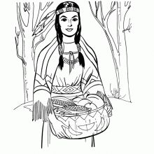 native american tipi coloring pages - photo#21