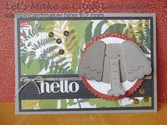 Satomi Wellard-Independent Stampin'Up! Demonstrator Australia and Japan,  ウェラード里美ースタンピン・アップジャパン公認デモンストレーター、#スタンピンアップジャパン公認デモンストレーター,  #sujapan, #su, #satomiwellard, #botanicalgarden, #playfulpal,  #foryou,