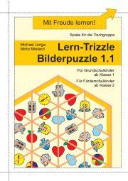 Lern-Trizzle Bilderpuzzle 1.1 | Wahrnehmung | Nach Thema | Unterrichtsmaterialien, Arbeitsblätter & Übungsblätter | Mein-Unterrichtsmaterial.de