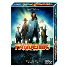 Amazon.com: Pandemic Board Game: Toys & Games