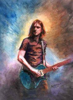 Steven Wilson by Aelroun.deviantart.com on @DeviantArt
