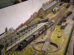 king cross model railway - Google Search