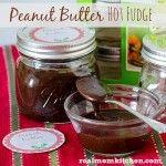 Peanut Butter Hot Fudge