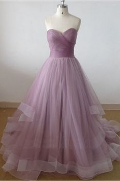 Sweetheart Peated Tulle Formal Occasion Dress Prom Gown with Horsehair Trim