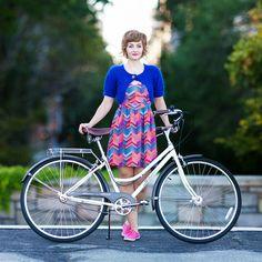 #BikeNYC series.