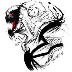 """Anti-Venom - Deviant Artist """"Bemannen2"""""""