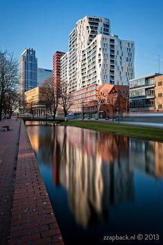 Calypso 25 seconds / Westersingel / Rotterdam by zzapback