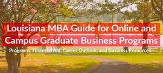Louisiana MBA Online