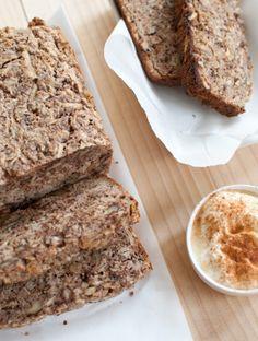 Scandi Foodie: Sugar-free, grain-free sweet parsnip bread ...