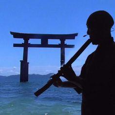 Divine torii gate of white mustache god by Hinata Shin on SoundCloud